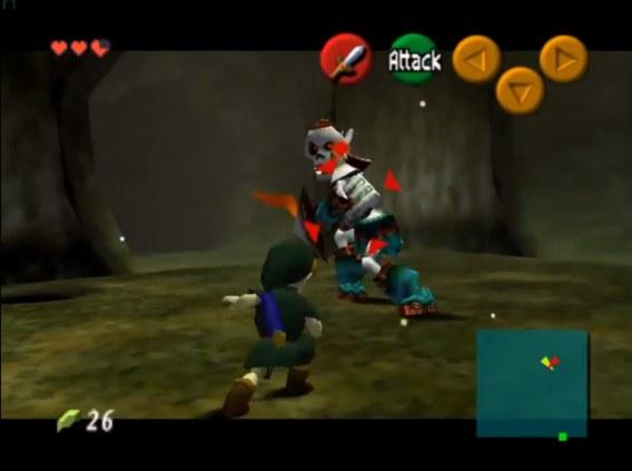 Legend Of Zelda Voyager Of Time
