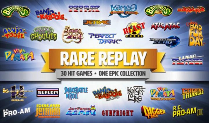 #8 Rare Replay