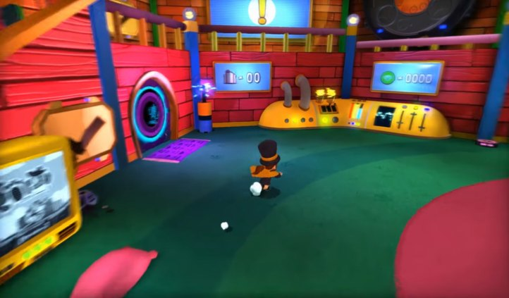 #1 A Hat In Time