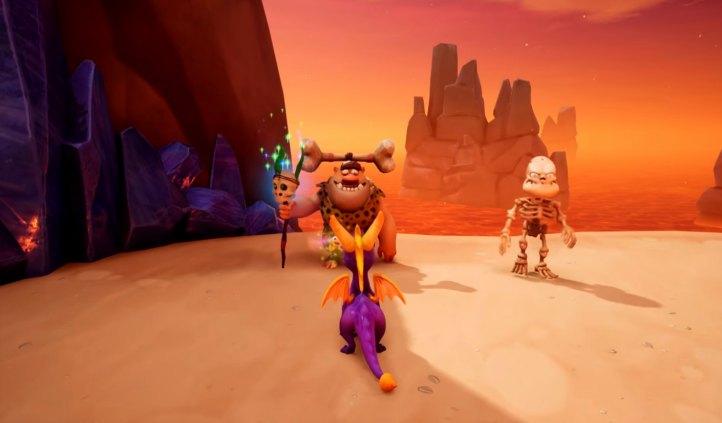 #2 Spyro Reignited