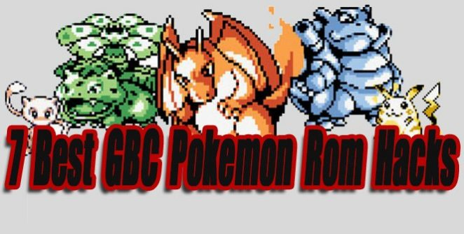 7 Best GBC Pokemon Rom Hacks So Far