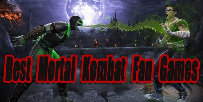 The Best Mortal Kombat Fan Games So Far