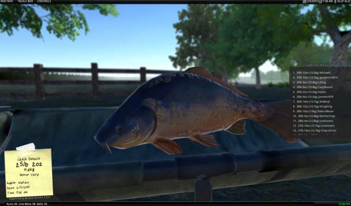 #3 Carp Fishing Simulator