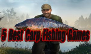 5 Best Carp Fishing Games So Far