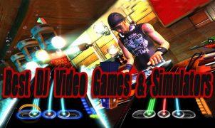 The Best DJ Video Games & VR Simulators