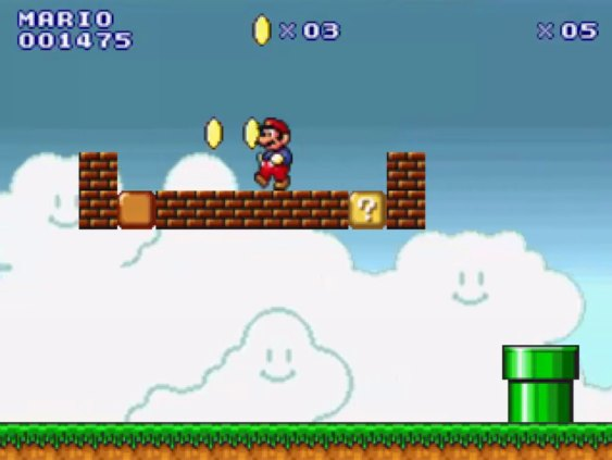 #3 Super Mario Flash