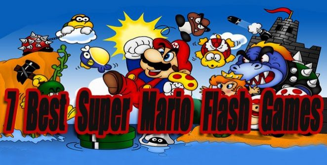 7 Best Flash Super Mario Games